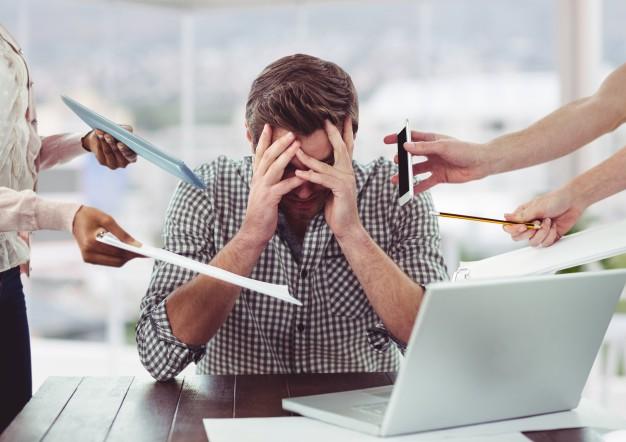 10 posljedica utjecaja stresa na naše tijelo